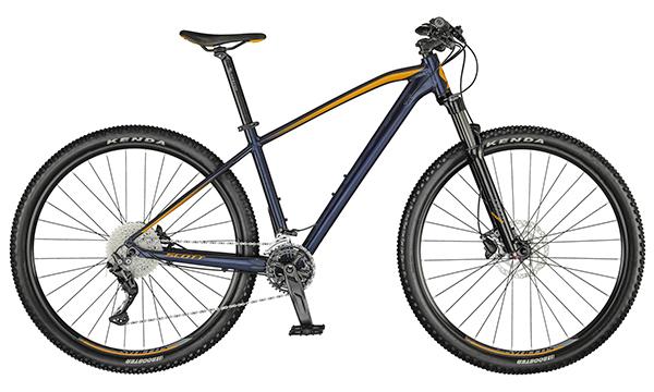 SCOTT ASPECT 930 STELLAR BLUE BIKE