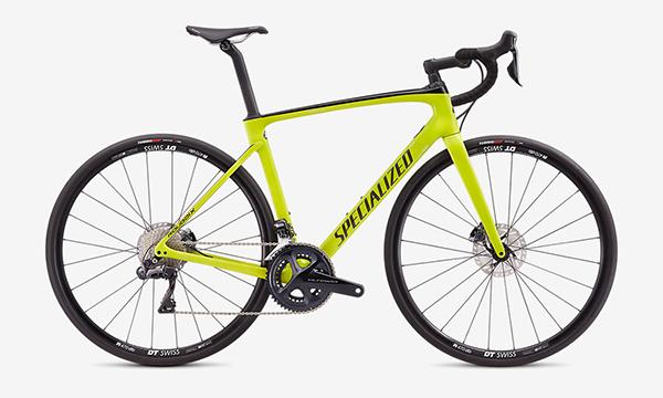 Specialize Roubaix Comp - Shimano Ultegra Di2 Yellow Bike