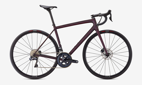 Specialized Aethos Expert Red Bike