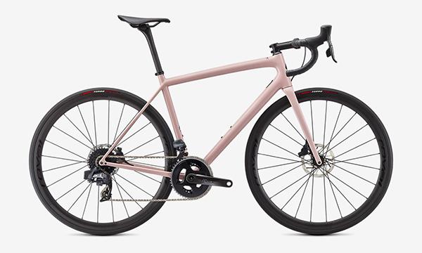 Specialized Aethos Pro - SRAM Force ETap AXS Pink Bike
