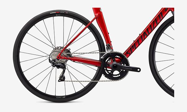 Specialized Allez Sprint Comp Disc Red Bike