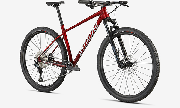 Specialized Chisel Comp Red Bike