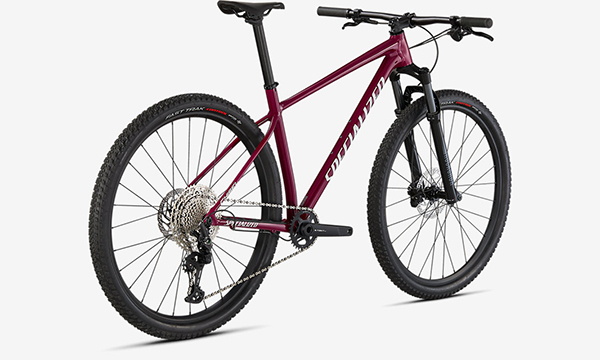 Specialize Chisel Red Bike