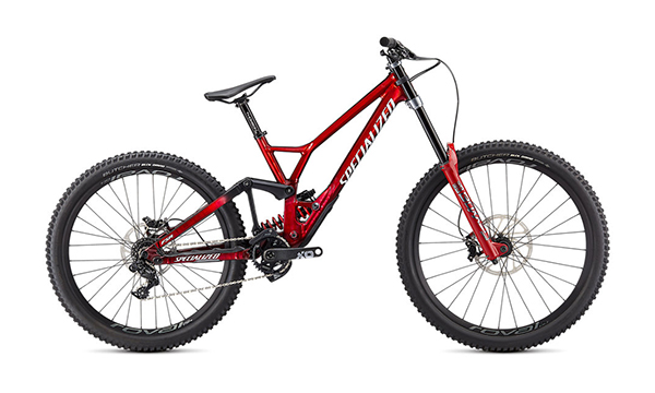 Specialized Demo Race Red Bike
