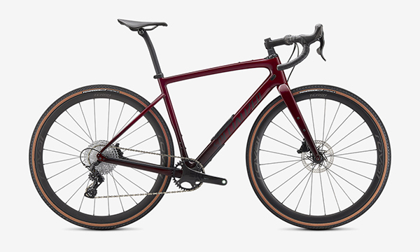 Specialized Diverge Pro Carbon – Campagnolo LTD Red Bike