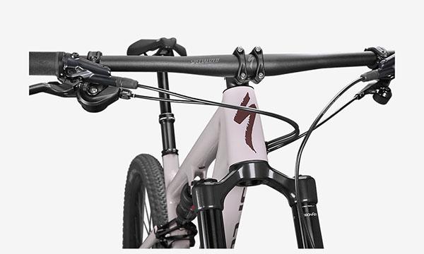 Specialized Epic EVO Comp White Bike