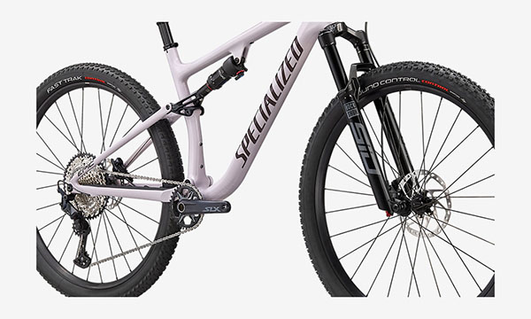 Specialized Stumpjumper EVO Comp White Bike