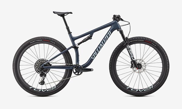 Specialized Epic EVO Expert Blue Bike