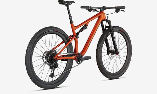 Specialized Epic EVO Expert Redwood Bike