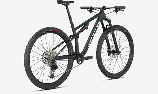 Specialized Epic EVO Green Bike