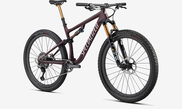 Specialized Epic EVO Pro Brown Bike