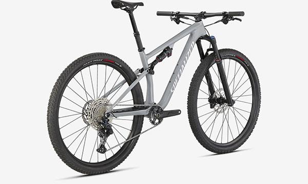 Specialized Epic EVO White Bike