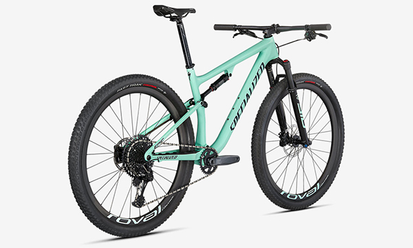 Specialized Epic Expert Green Bike