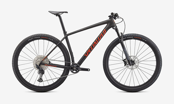 Specialized Epic Hardtail Black Bike