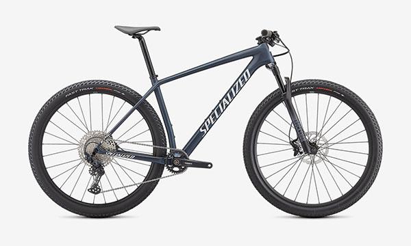 Specialized Epic Hardtail Blue Bike