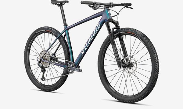 Specialized Epic Hardtail Comp Blue Bike