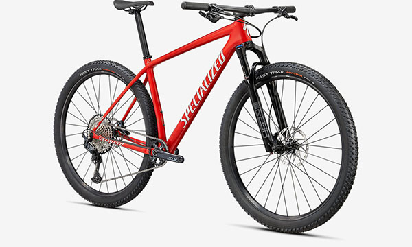 Specialized Epic Hardtail Comp Red Bike