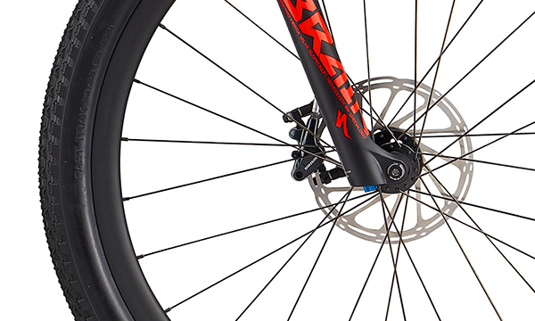 Specialized Epic Hardtail Expert Red Bike