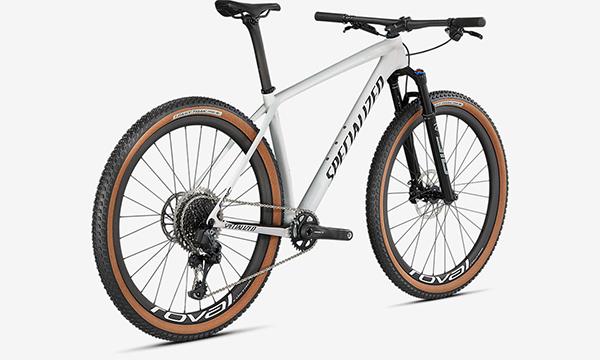 Specialized Epic Hardtail Pro White Bike