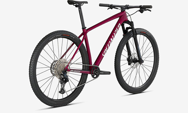 Specialized Epic Hardtail Red Bike