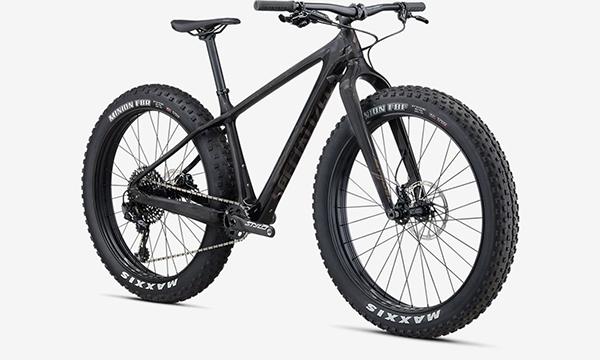 Specialized Fatboy Comp Carbon Black Bike