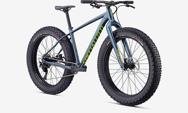 Specialized Fatboy SE Blue Bike