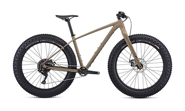 Specialized Fatboy SE Brown Bike