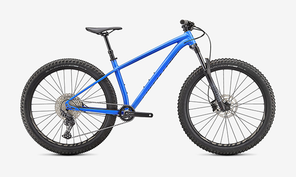 Specialized Fuse 27.5 Blue Bike