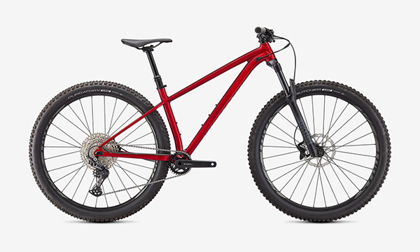Specialized Fuse Comp 29 Red Bike