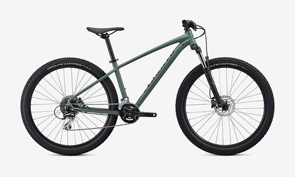 Specialized Pitch Sport Green Bike