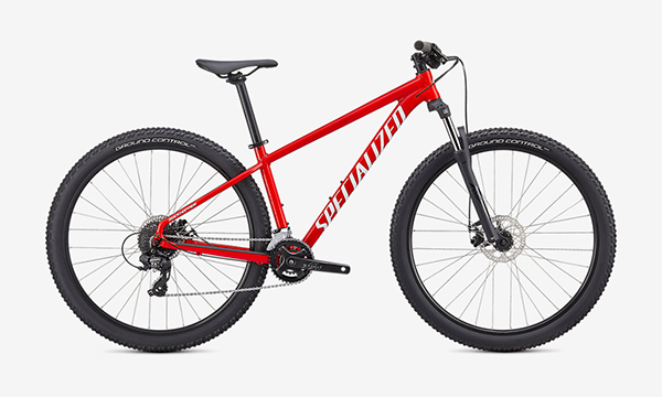 Specialized Rockhopper 26 Red Bike