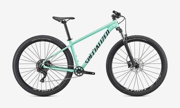 Specialized Rockhopper Comp 29 Green Bike