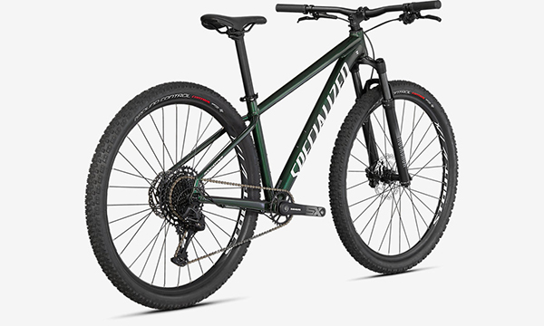 Specialized Rockhopper Expert 27.5 Green Bike