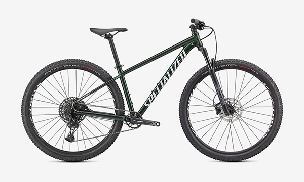 Specialized Rockhopper Expert 29 Green Bike