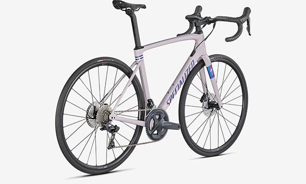 Specialized Roubaix Comp Clay Bike