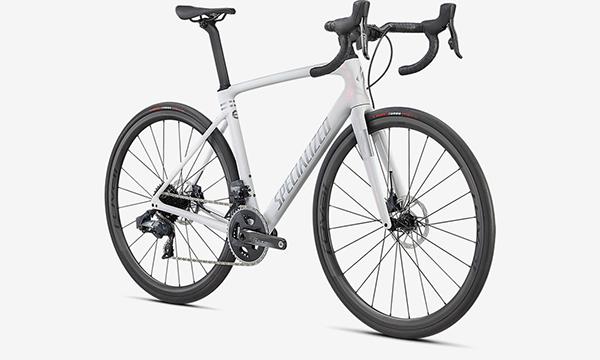 Specialized Roubaix Pro White Bike