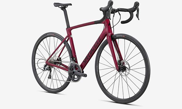 Specialized Roubaix Red Bike