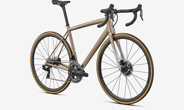 Specialized S-Works Aethos - Dura Ace Di2 Bike