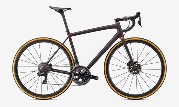 Specialized S-Works Aethos - Dura Ace Di2 Red Bike