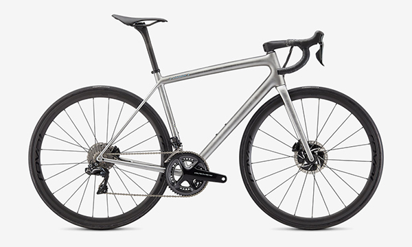 Specialized S-Works Aethos - Founder's Edition Silver Bike