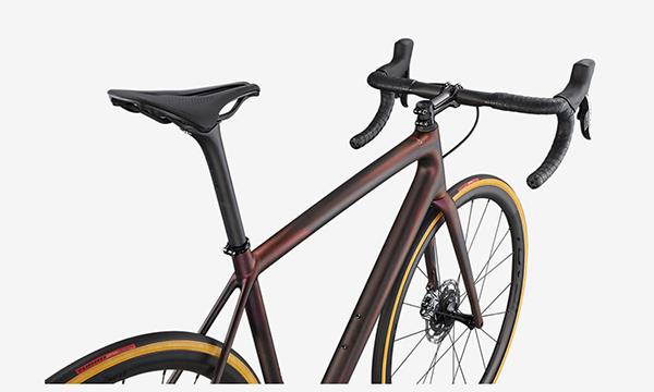 Specialized S-Works Aethos - SRAM Red ETap AXS Red Bike
