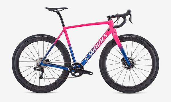 Specialized S-Works CruX Pink Bike
