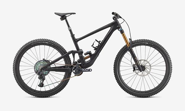 Specialized S-Works Enduro Black Bike