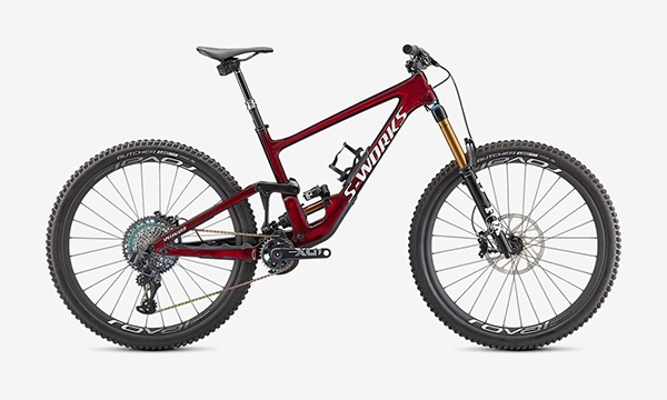 Specialized S-Works Enduro Red Bike