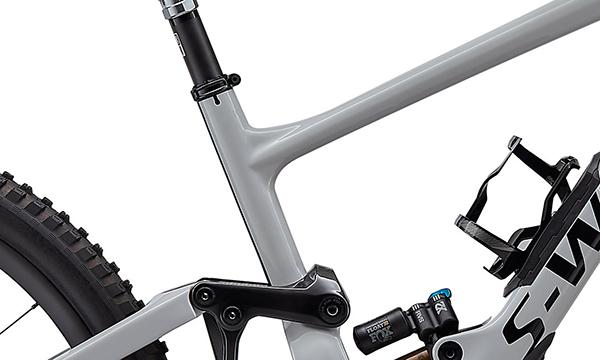 Specialized S-Works Enduro White Bike