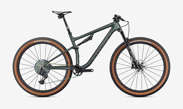 Specialized S-Works Epic EVO Green Bike