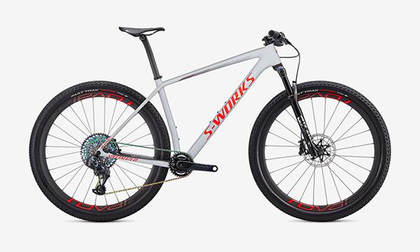Specialized S-Works Epic Hardtail AXS White Bike