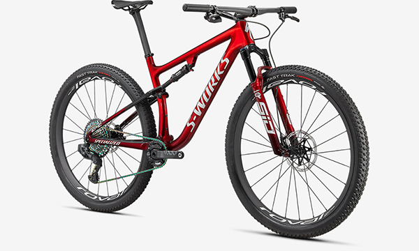 Specialized S-Works Epic Red Bike