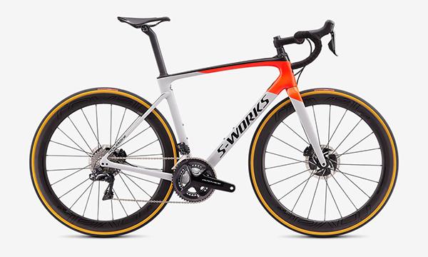 Specialized S-Works Roubaix - Shimano Dura-Ace Di2 Bike