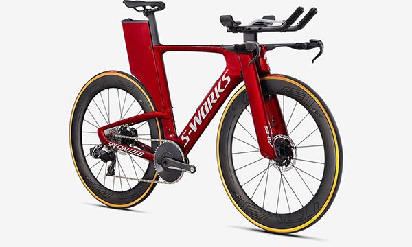 Specialized S-Works Shiv Disc - SRAM RED ETap AXS Red Bike